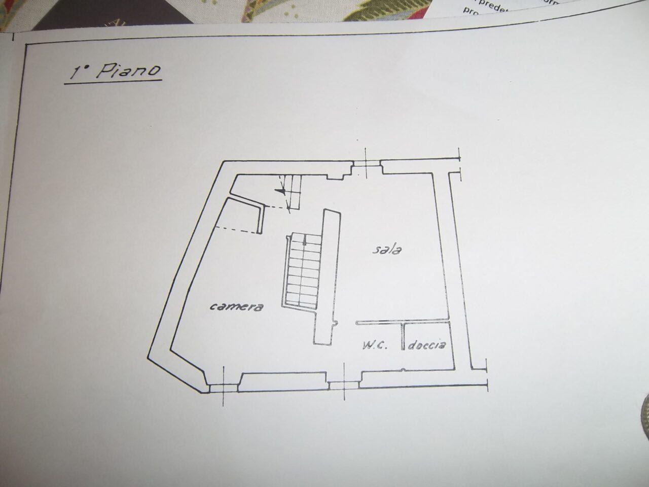 planimetria VRI 2273 BA 4