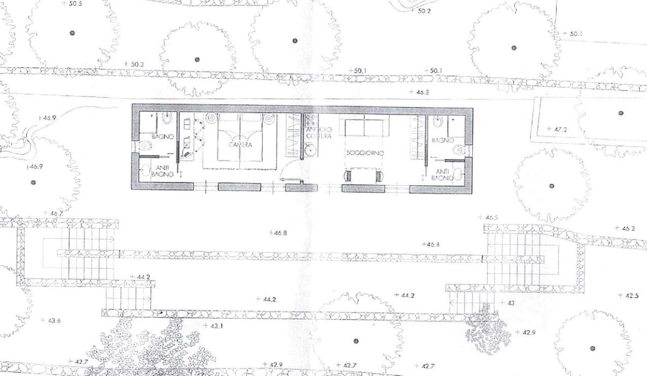 planimetria VRI 2293 BA 2