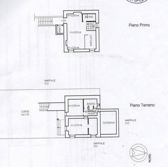 planimetria VRI 2293 BA 1